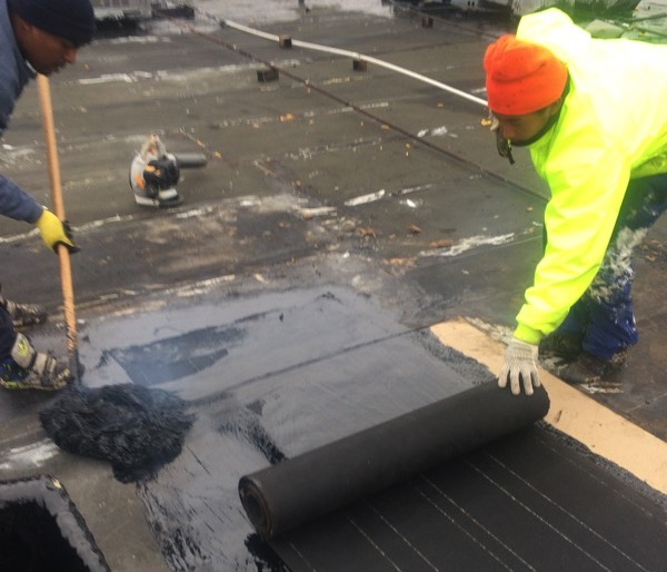 Modified Bitumen Roofers In Texas