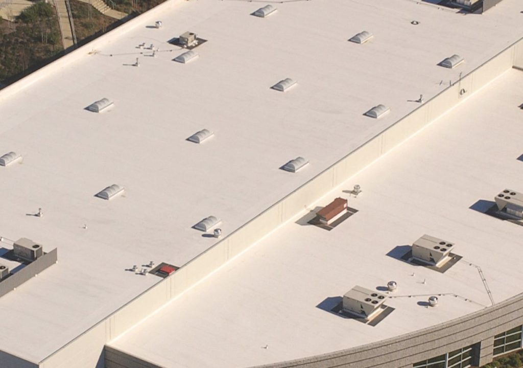 Commercial Roofing Company In Dallas Flat Roof