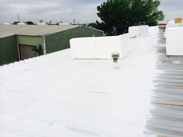 Roof Coating Company In Texas