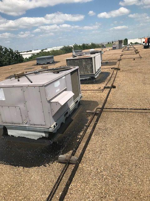 Hot Tar Roofing Dallas Texas