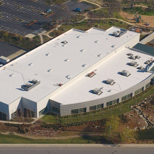 Tpo Roofing Contractors In Dallas Commercial Flat Roof